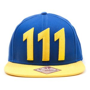 [Fallout 4: Snap Back Cap: Vault 111 (Product Image)]