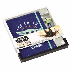 [Star Wars: The Mandalorian: Notebook & Pen: The Child: Precious Cargo (Product Image)]