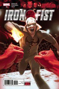 [Iron Fist #79 (Legacy) (Product Image)]