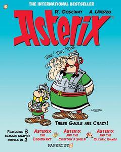 [Asterix: Omnibus: Book 4 (Product Image)]