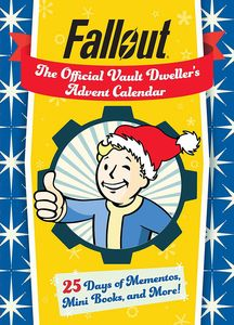 [Fallout: The Official Vault Dweller's Advent Calendar (Product Image)]