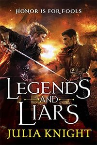[The Duellists: Book 2: Legends & Liars (Product Image)]