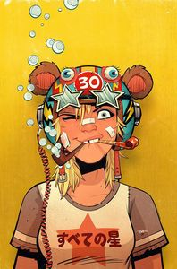 [Tank Girl All Stars #1 (Of 4) (Parson Virgin Cover Variant) (Product Image)]