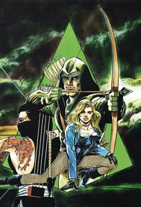 [Green Arrow: Longbow Hunters: Omnibus: Volume 1 (Hardcover) (Product Image)]