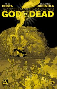 [God Is Dead #31 (Gilded Variant) (Product Image)]