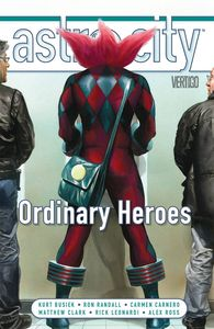 [Astro City: Volume 15: Ordinary Heroes (Hardcover) (Product Image)]