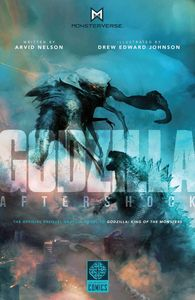 [Godzilla: Aftershock (Chris Shy Cover Hardcover) (Product Image)]