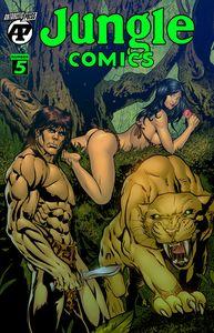 [Jungle Comics #5 (Product Image)]
