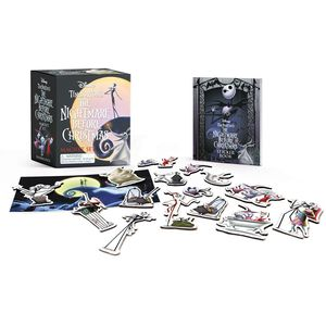 [Tim Burton's The Nightmare Before Christmas: Magnet Set (Product Image)]