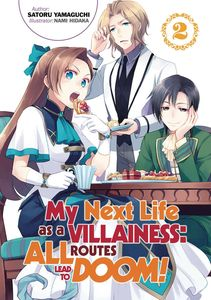 [My Next Life As A Villainess: All Routes Lead to Doom!: Volume 2 (Product Image)]