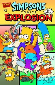 [Simpsons Comics: Explosion: Volume 2 (Product Image)]