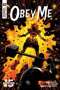 [Obey Me #2 (Cover A Herrera) (Product Image)]