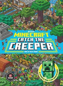 [Minecraft: Catch The Creeper & Other Mobs (Hardcover) (Product Image)]