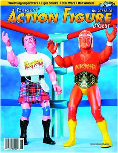 [Tomarts Action Figure Digest #208 (Product Image)]
