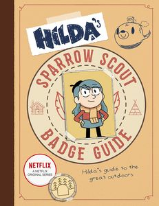 [Hilda's Sparrow Scout Badge Guide (Product Image)]