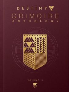 [Destiny: Grimoire Anthology: Volume 2 (Hardcover) (Product Image)]