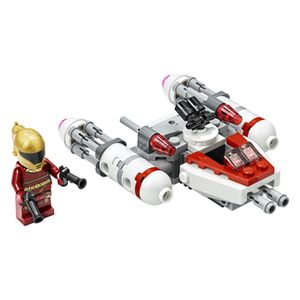 [LEGO: Star Wars: The Rise Of Skywalker: Playset: Resistance Y-Wing Microfighter (Product Image)]