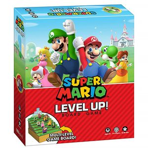 [Super Mario: Level Up Board Game (Product Image)]