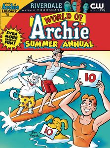 [World Of Archie: Summer Annual Digest #70 (Product Image)]