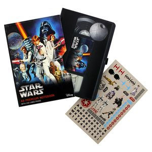 [Star Wars: A New Hope: VHS A5 Notebook (Product Image)]