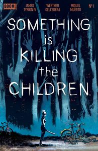 [Something Is Killing Children #1 (Foil LCSD 2020 Variant) (Product Image)]