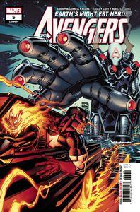 [Avengers #5 (Product Image)]