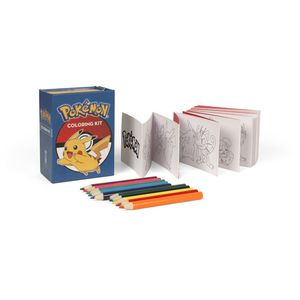 [Pokemon: Coloring Kit (Product Image)]