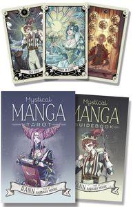 [Mystical Manga Tarot Kit (Hardcover) (Product Image)]