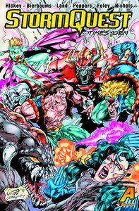 [Stormquest: Volume 1: Timestorm (Color Edition) (Product Image)]