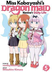 [Miss Kobayashis Dragon Maid: Kanna's Daily Life: Volume 5 (Product Image)]