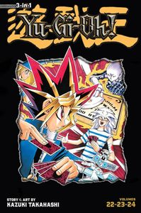 [Yu Gi Oh!: 3-in-1 Edition: Volume 8 (Product Image)]