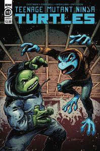 [Teenage Mutant Ninja Turtles: Ongoing #112 (Cover B Eastman) (Product Image)]