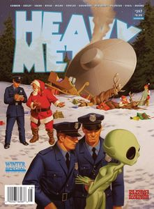 [Heavy Metal #297 (Cover B) (Product Image)]
