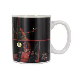 [Marvel: Heat Change Mug: Deadpool (Product Image)]