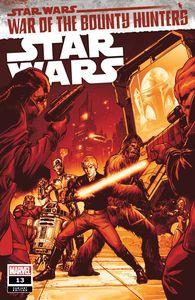 [Star Wars #13 (Rosanas Crimson Variant) (Product Image)]