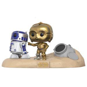 [Star Wars: Pop! Vinyl Movie Moments Set: Escape Pod Landing (Product Image)]