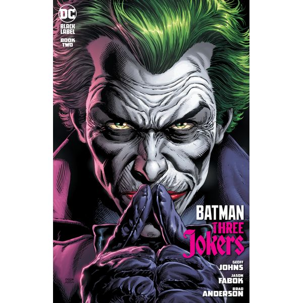 [The cover for Batman: Three Jokers #2]