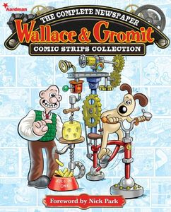 [Wallace And Gromit Strips: Volume 1 (Titan Edition - Hardcover) (Product Image)]