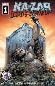 [Ka-Zar: Lord Of The Savage Land #1 (Product Image)]
