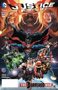 [DC Classics: Justice League #50 (Product Image)]