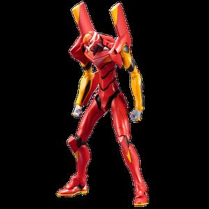 [Neon Genesis Evangelion: Plastic Model Kit: EVA Type-02 (TV Version) (Product Image)]