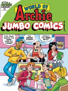 [World Of Archie: Jumbo Comics Digest #78 (Product Image)]
