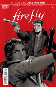 [Firefly #3 (3rd Printing) (Product Image)]