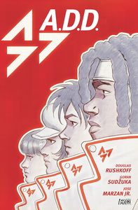 [A.D.D.: Adolescent Demo Division (Hardcover - Titan Edition) (Product Image)]