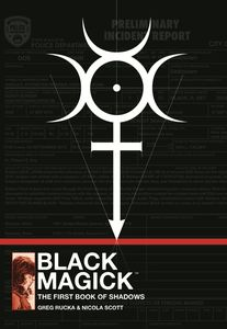 [Black Magick (Hardcover) (Product Image)]