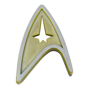 [Star Trek: Beyond: Magnetic Insignia Badge: Command (Product Image)]