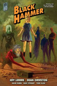 [Black Hammer: Library Edition: Volume 1 (Hardcover) (Product Image)]