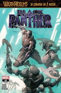 [Black Panther #10 (Product Image)]
