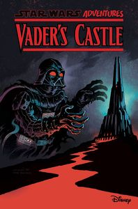 [Star Wars Adventures: Beware Vaders Castle (Hardcover) (Product Image)]