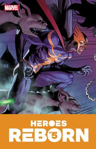 [Heroes Reborn #5 (Product Image)]